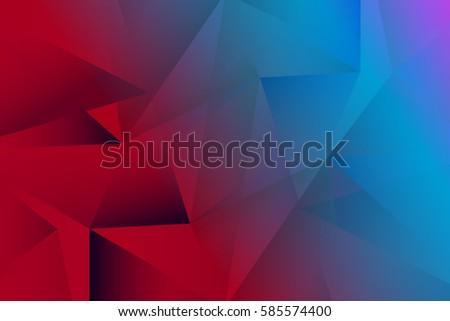 triangular mute beautiful