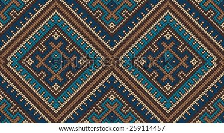 tribal aztec pattern. seamless...