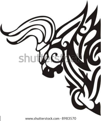 heart bull tribal,tattoos pictures of,aries ram tattoos symbol:I have a