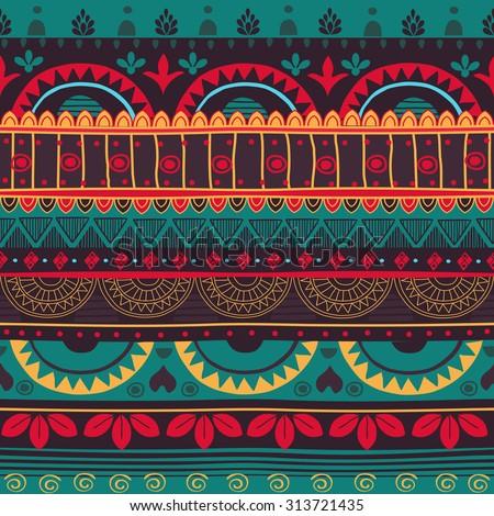 tribal seamless pattern. it can ...