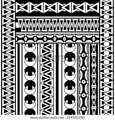 tribal vector