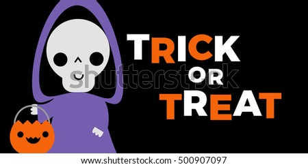trick or treat halloween web