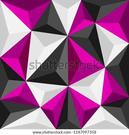 Trigonometric abstract background