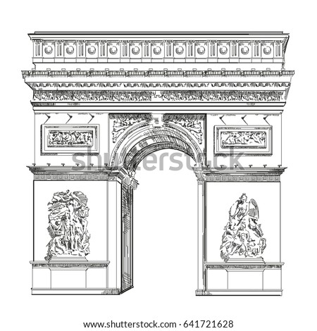 triumphal arch  landmark of
