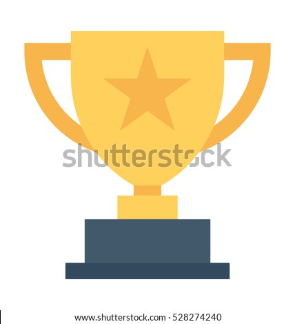 Trophy Vector Icon