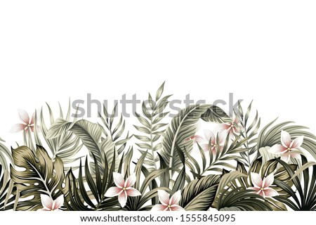Bamboo Frame Transparent Background Tropical Leaves Tropical Border Png Stunning Free Transparent Png Clipart Images Free Download Download this tropical leaves frame, palm, summer leaves, tropical vector transparent png or vector file for free. bamboo frame transparent background