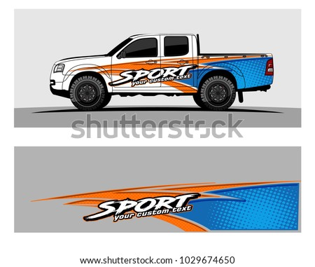 truck car and vehicle racing