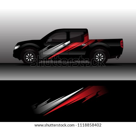 truck graphic vector