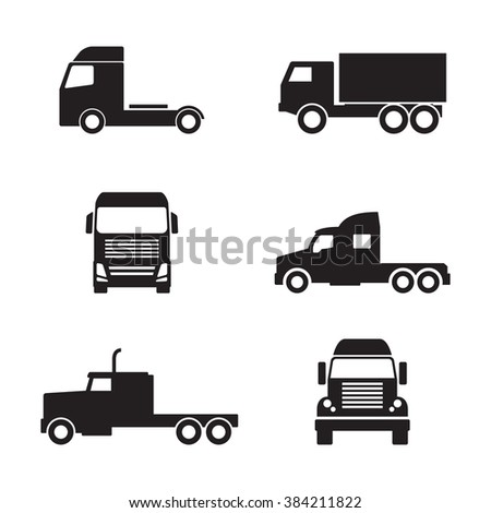 Truck icons