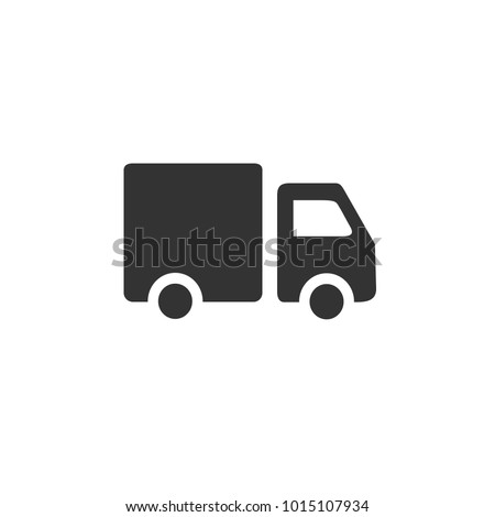 truck lorry icon