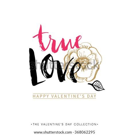 true love valentines day