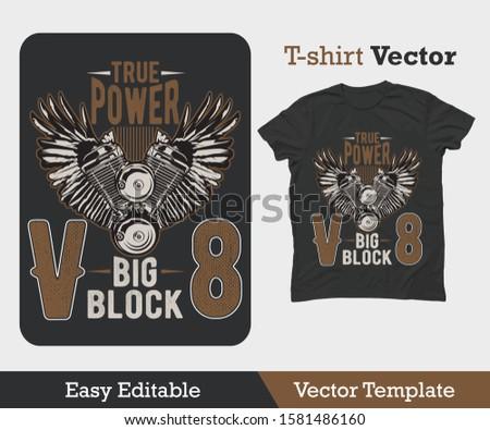 true power v8 big block