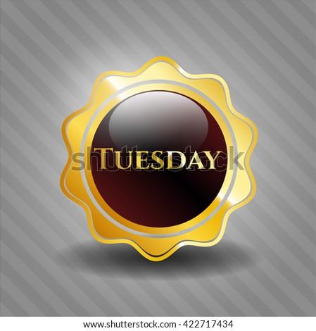 Tuesday shiny emblem