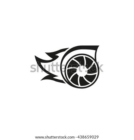 turbo icon turbo sign turbo