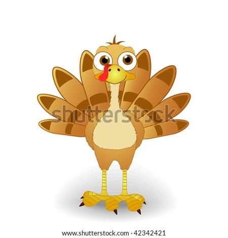 Turkey - stock vector