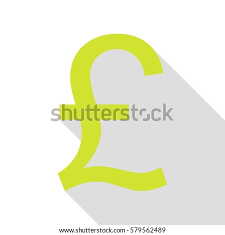 turkish lira sign pear icon