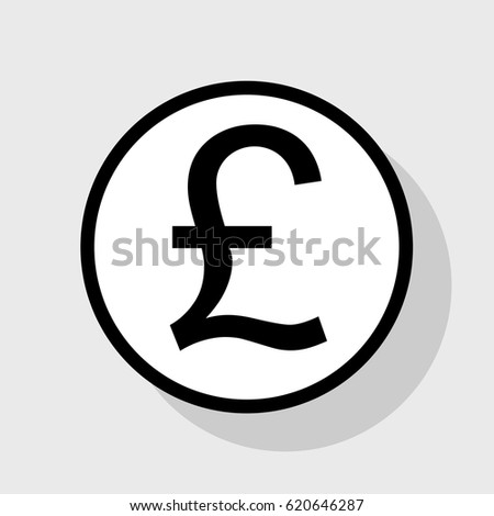 turkish lira sign vector flat