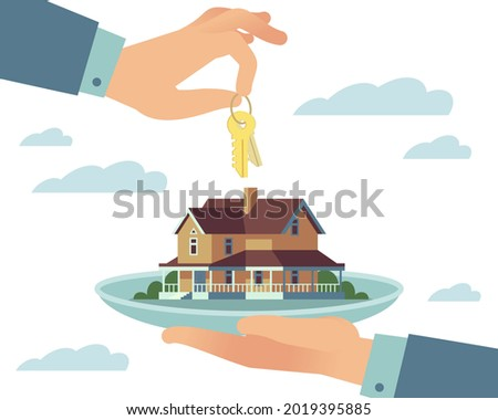 turnkey house purchase of real