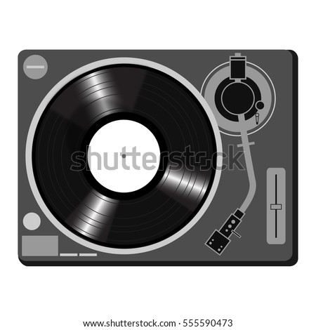 turntable dj style