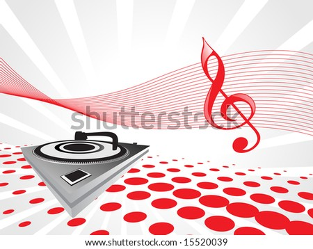music background wallpaper. on red musical background,