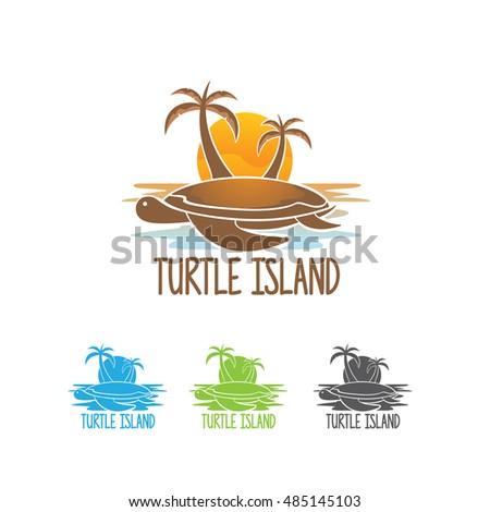 turtle island logo  turtle
