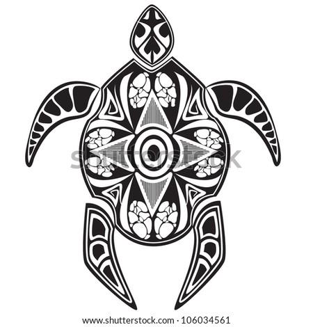 Turtles - maori style