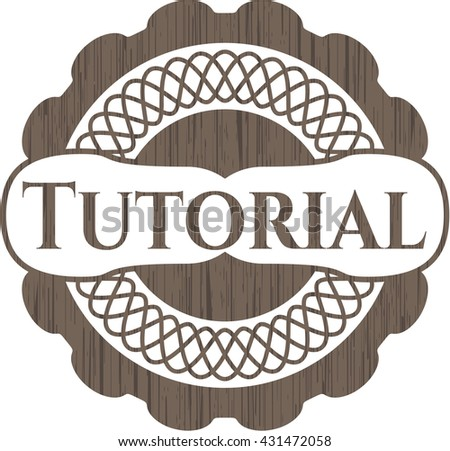 Tutorial wood emblem