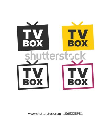 TV box icon
