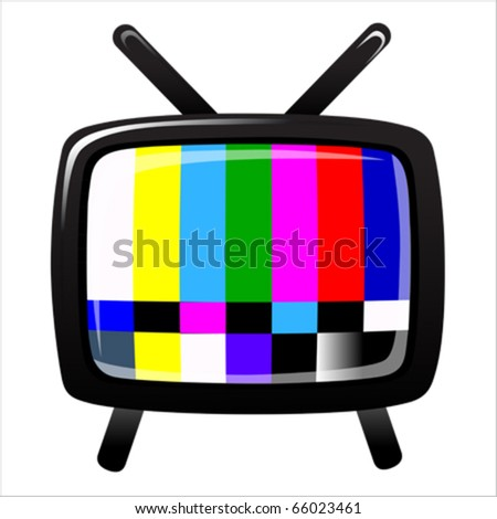 tv   ntsc signal   vector