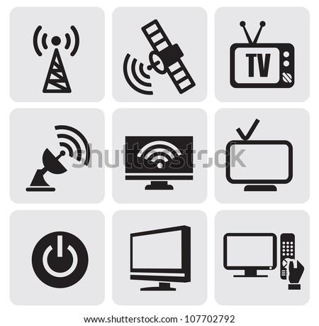 tv screens set