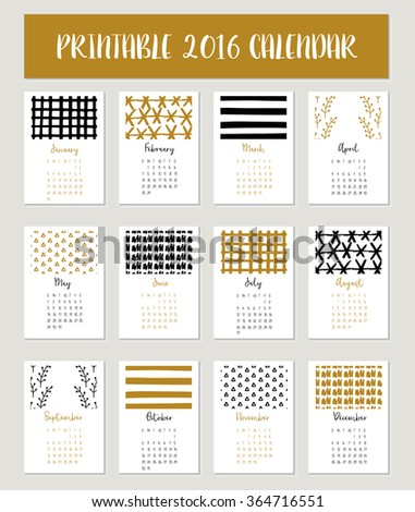 Free vector 2016 calendar december 123freevectors for 2104 calendar template