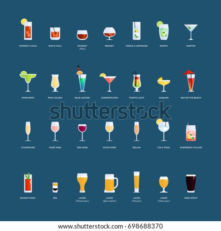 twenty eight cocktail and beer