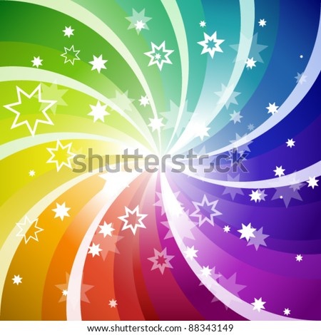 stock-vector-twisted-rainbow-background