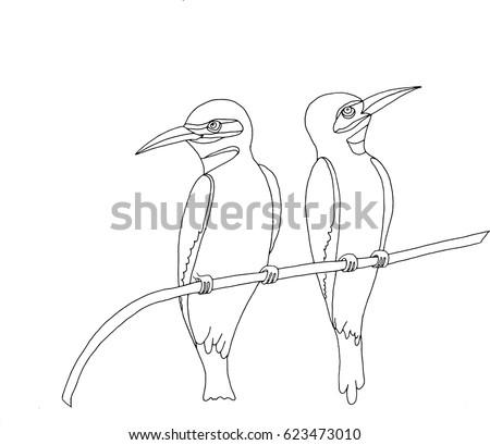 Vector de aves enojado - Descargue Gráficos y Vectores Gratis