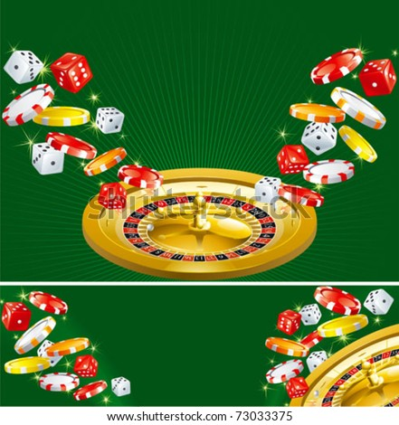 casino wallpaper. Two casino backgrounds,