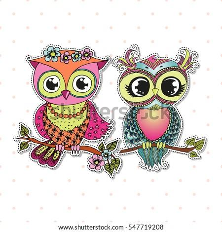 Cute Owl Amazoncom