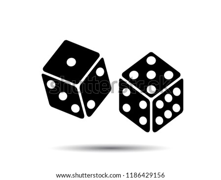 Two dice to gamble, Vector gambling