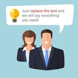 Two expert advisers will say everything you need. Use them if you need to illustrate some idea.