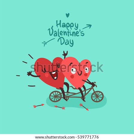 Valentine S Day Card Vector Download Free Vector Art Stock