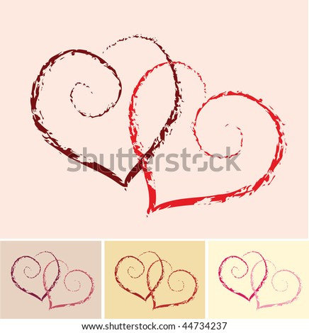 coloring pages of hearts with arrows. coloring pages of hearts with