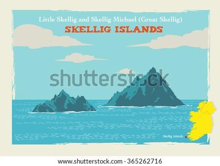 two islands called skellig