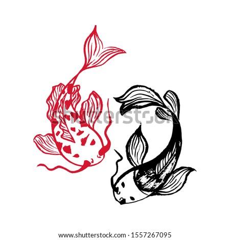 Chinese restaurant stock illustration. Illustration of hair - 14243897