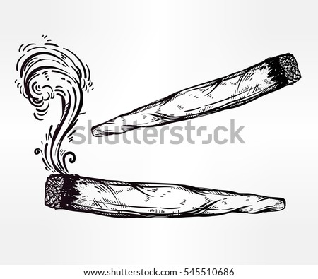 two kinds of weed joint or