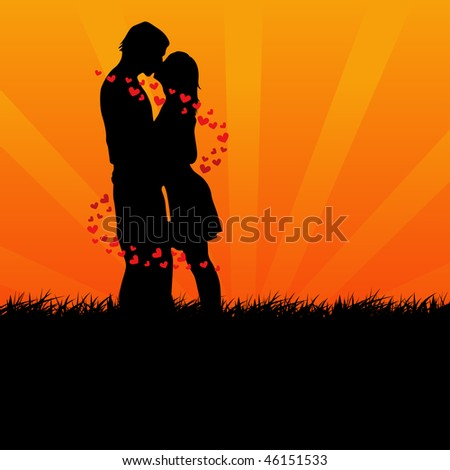 Images of two lovers kissing images for 2 lovers pic