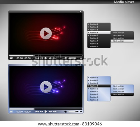 Two media players
