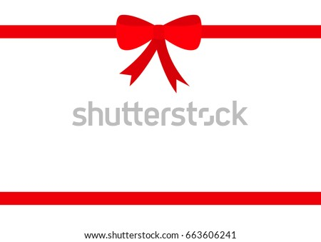 big red bow download free vector art stock graphics images rh vecteezy com gold christmas ribbon vector gold christmas ribbon vector