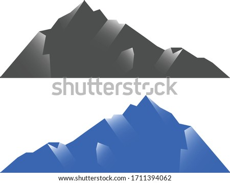 two reflected vector