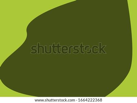 two tone dark green background