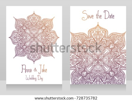 Indian Style Wedding Card Download Free Vector Art – Wedding Cards Indian Style