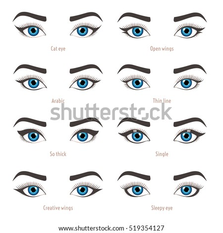 types of eye makeup eyeliner
